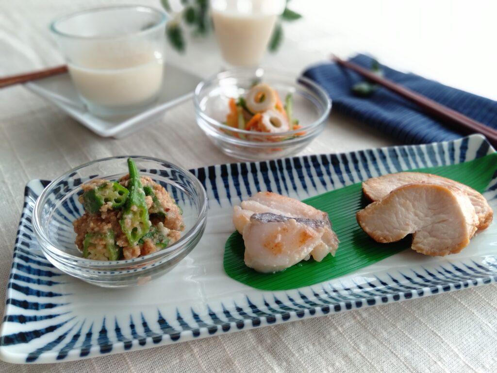 料理教室スタジオソラ 甘酒料理 発酵食品